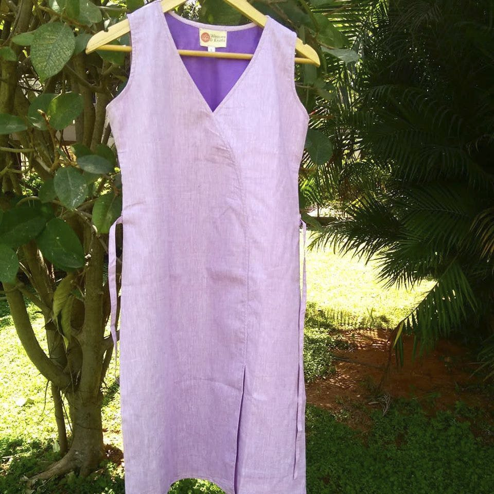 Clothing,White,Purple,Dress,Day dress,Violet,Pink,Formal wear,Outerwear,Textile