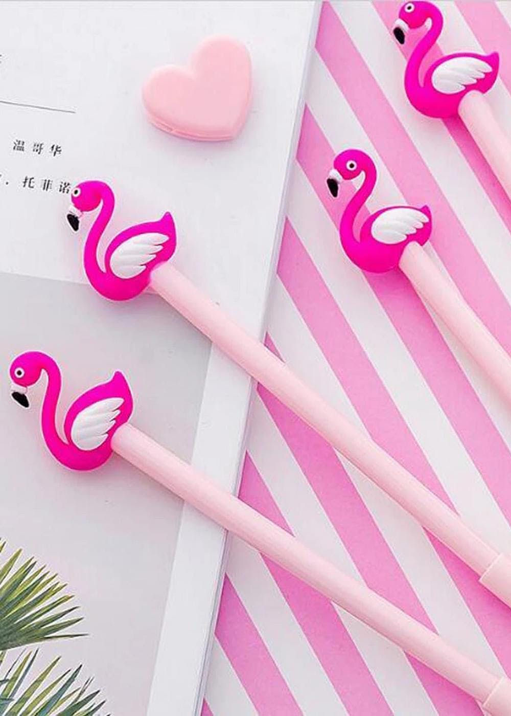 Pink,Stick candy,Confectionery,Water bird,Candy,Flamingo,Lollipop