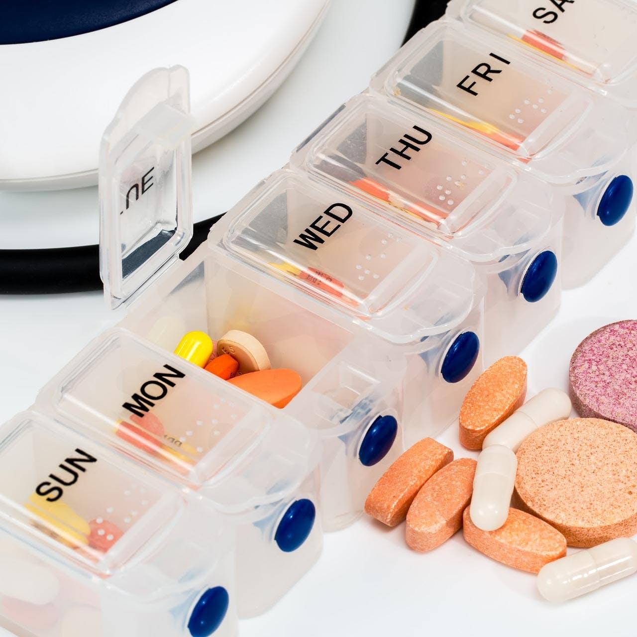 Pill,Product,Medicine,Pharmaceutical drug,Pill organizer,Material property,Capsule,Prescription drug,Plastic,Health care