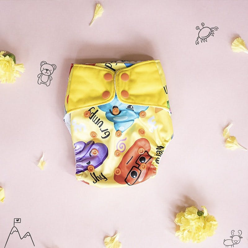 Clothing,Product,Yellow,Briefs,Baby & toddler clothing,Undergarment,Font,Baby bloomers,Underpants