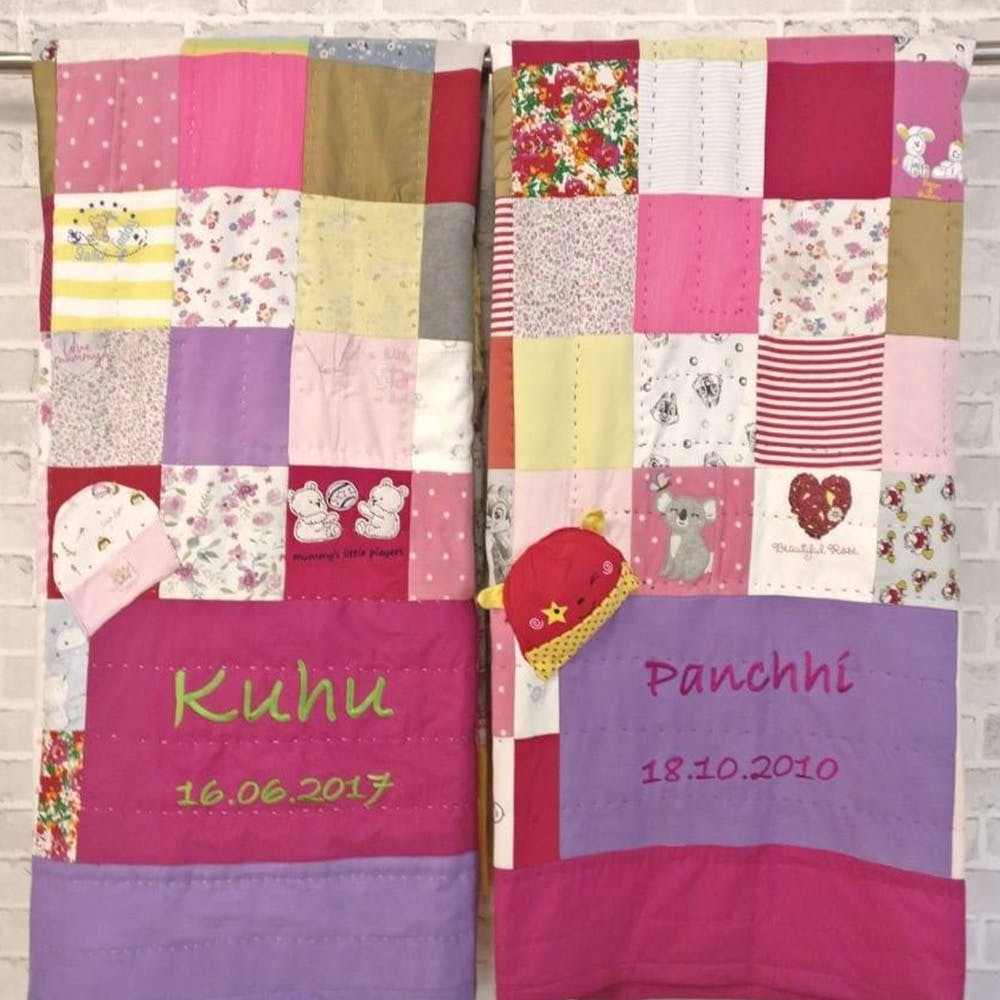 Pink,Textile,Quilting,Patchwork,Product,Quilt,Magenta,Linens,Pattern,Craft