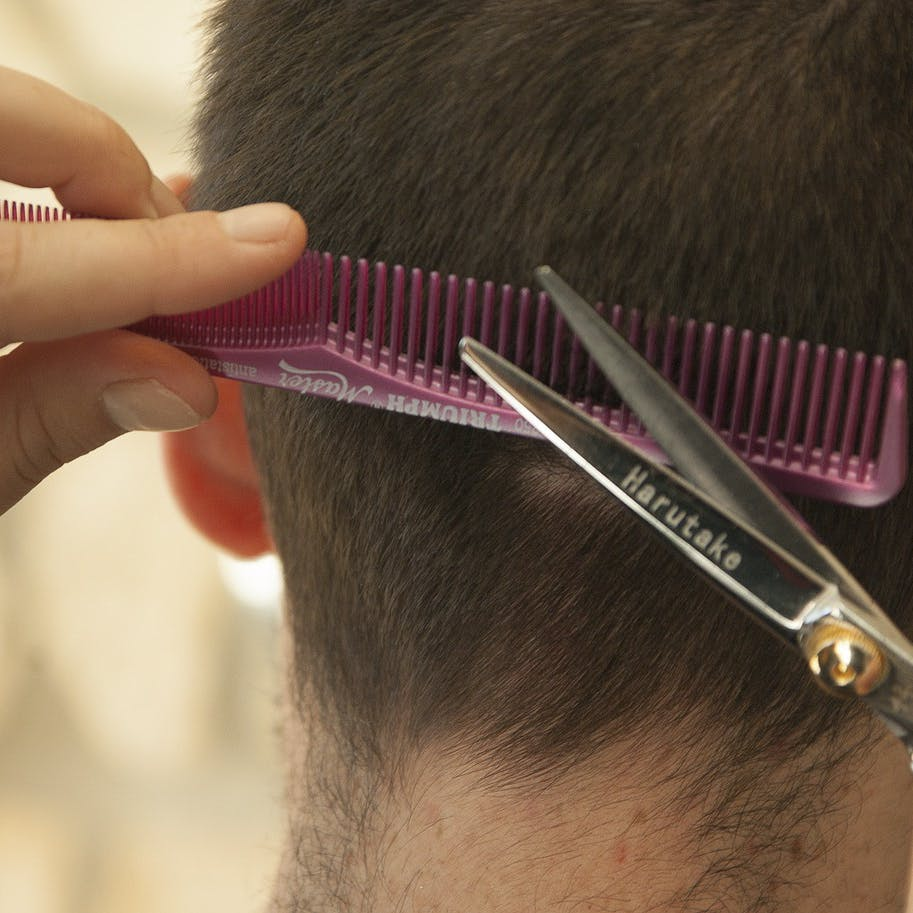 Men, Go From Sloppy To Sharp At These Salons