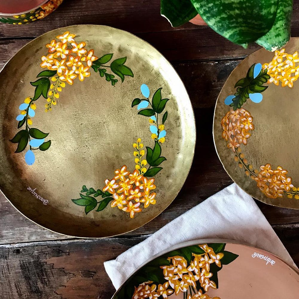 This E-Store's Hand-Painted Utensils Are Kitchen Goals