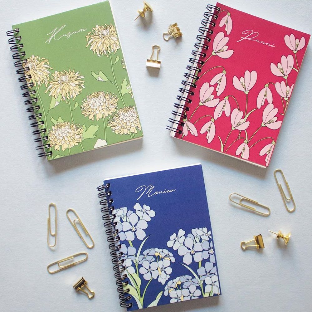 Notebook,Paper product,Paper,Illustration,Greeting card