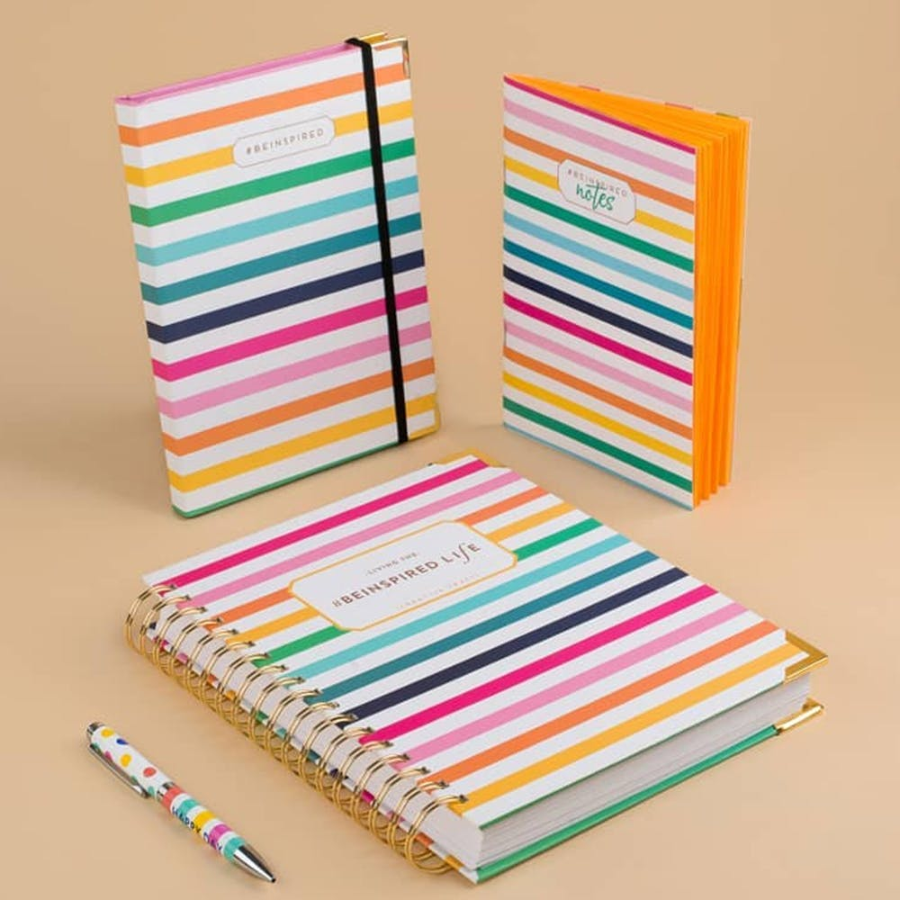 Notebook,Paper product,Stationery,Post-it note,Paper