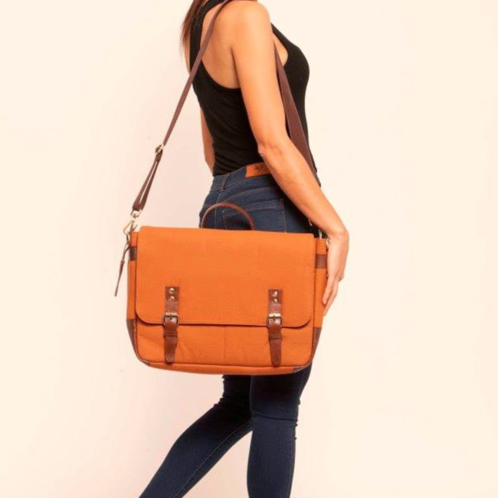 Bag,Handbag,Shoulder,Orange,Tan,Brown,Fashion accessory,Yellow,Satchel,Joint