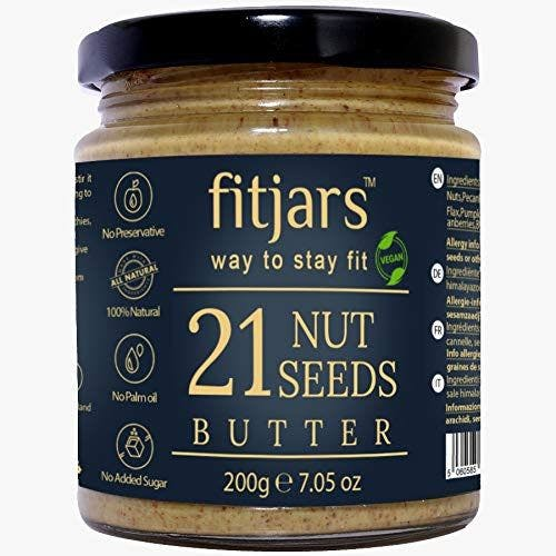 Nut Butters From Fitjar