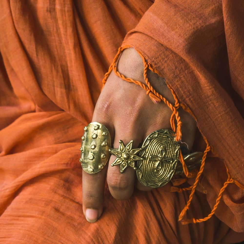 This Brand Offers Edgy Jewellery Made By Artisans From Across The Country
