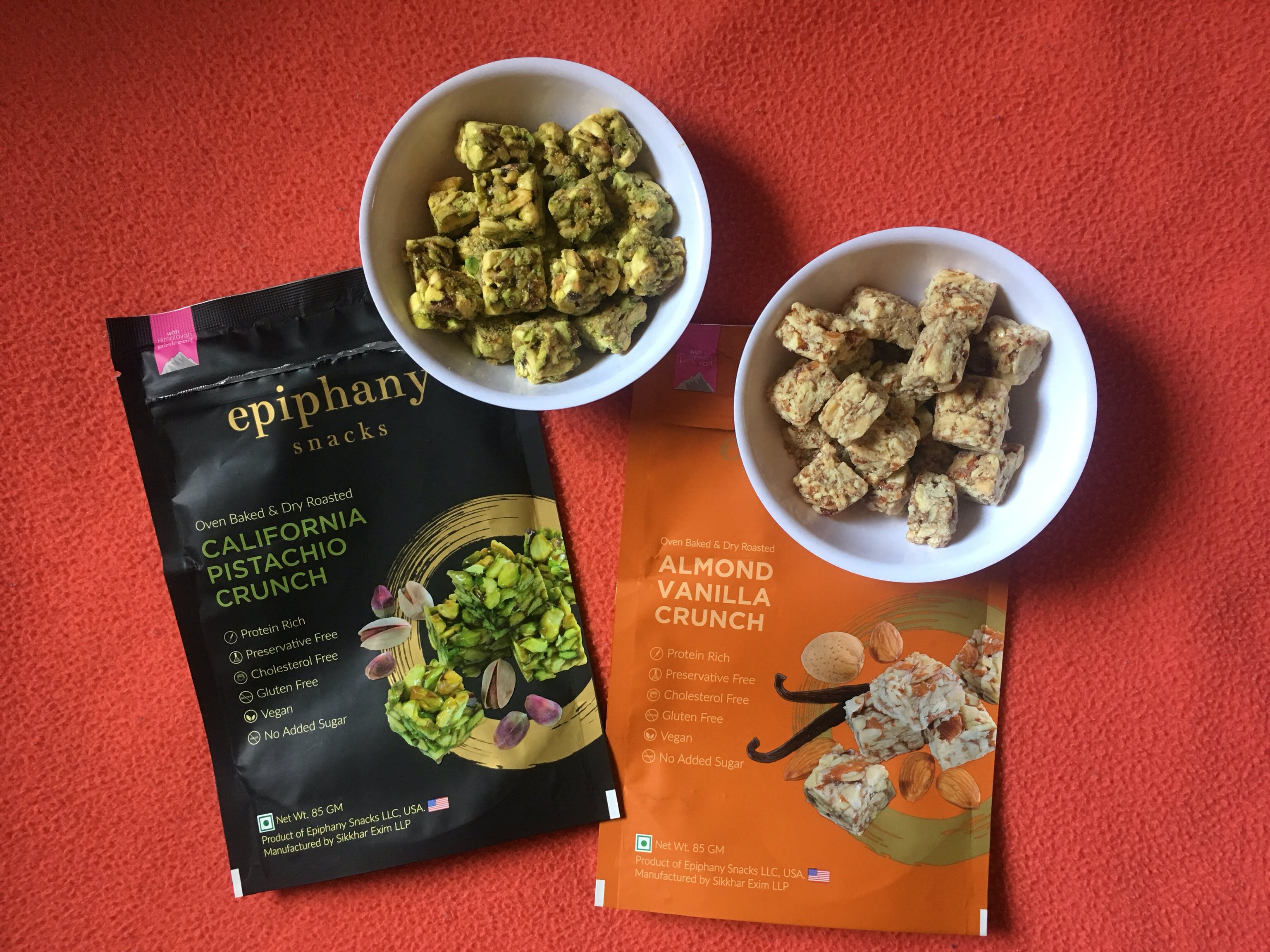 Check Out These Oh So Crunchy & Delicious Snacks!