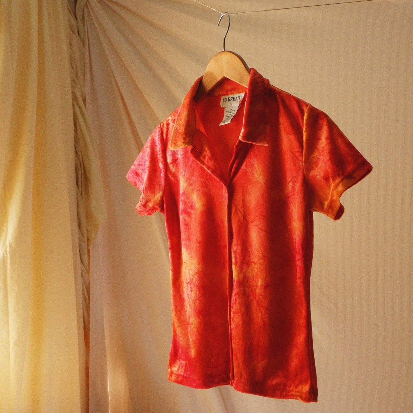 Clothing,Red,Product,Orange,Outerwear,Clothes hanger,Textile,Sleeve,Day dress,Silk