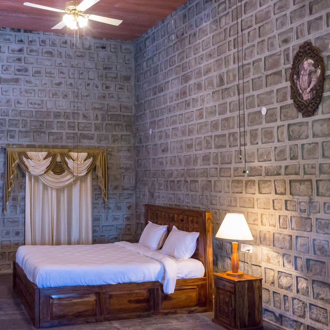 Go Camping Or Live Like Royalty At This Castle-Themed Resort Which Is Budget Too