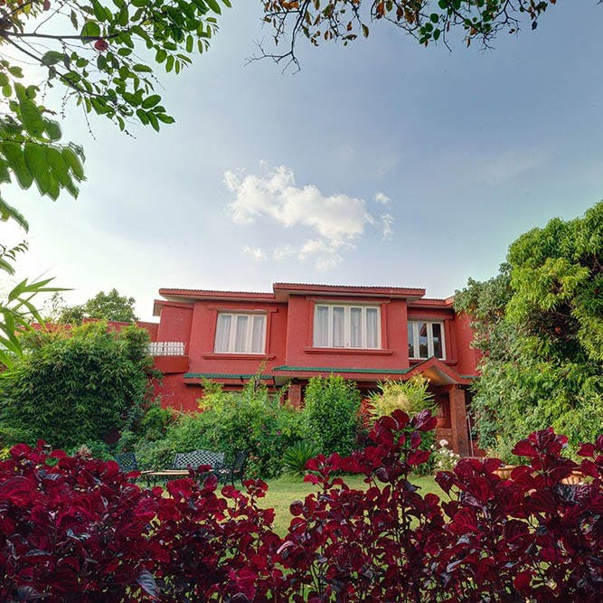 Red,House,Sky,Home,Property,Tree,Architecture,Beauty,Building,Pink