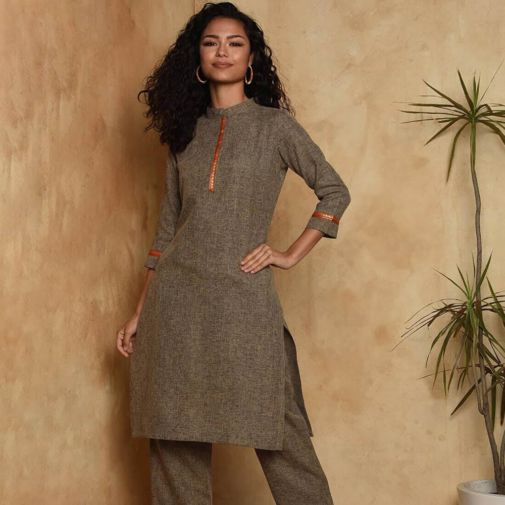 Have A Thing For Indigo & Ajrak? You Have To Check Out This Ethnic Wear Brand