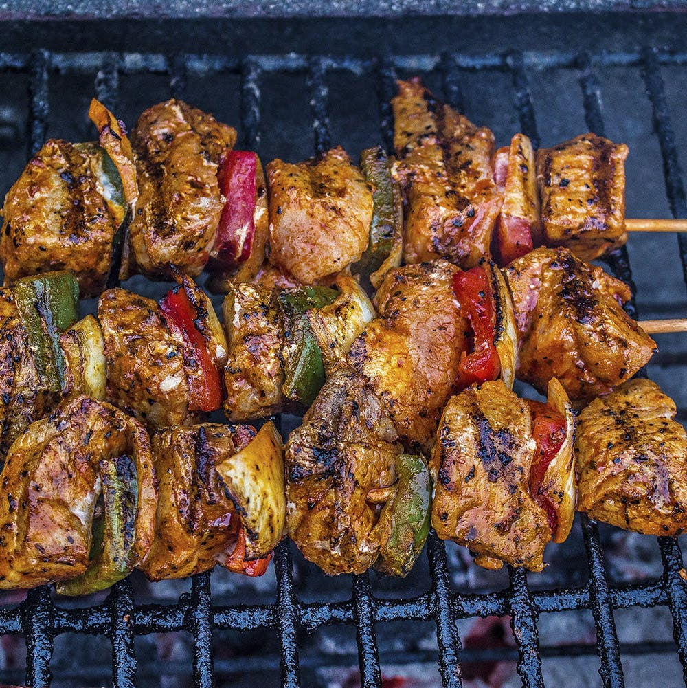 Food,Cuisine,Grilling,Barbecue,Shashlik,Dish,Roasting,Barbecue chicken,Brochette,Chicken meat