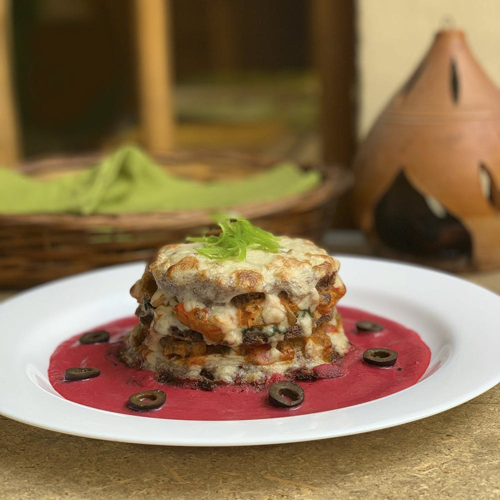 Dish,Food,Cuisine,Ingredient,Produce,Recipe,Staple food,Moussaka,Risotto,Stuffing