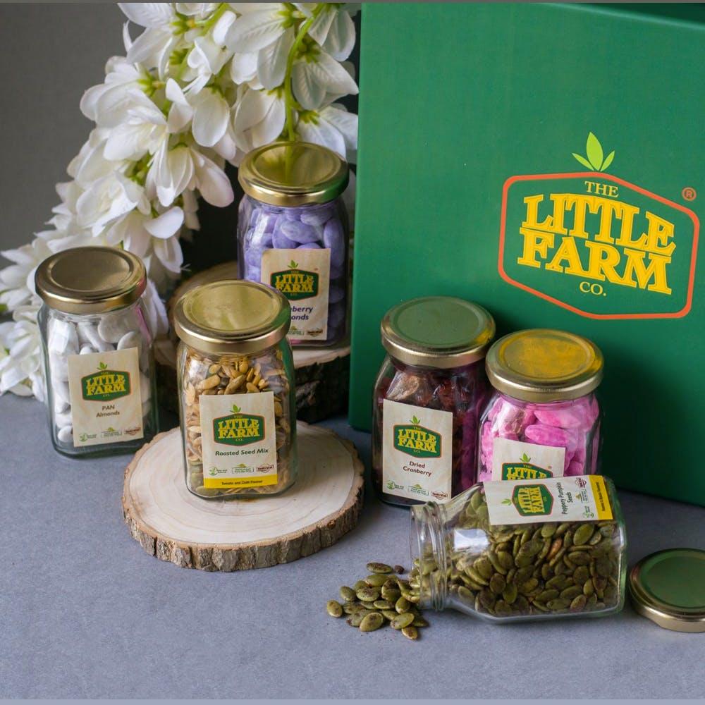 The Almond & Seed Indulgence Gift Box