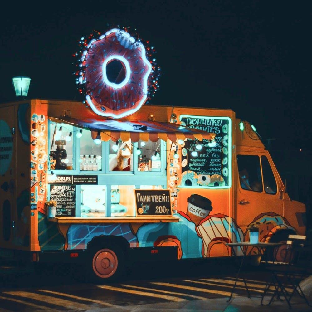 Best Food Trucks in Mumbai LBB, Mumbai