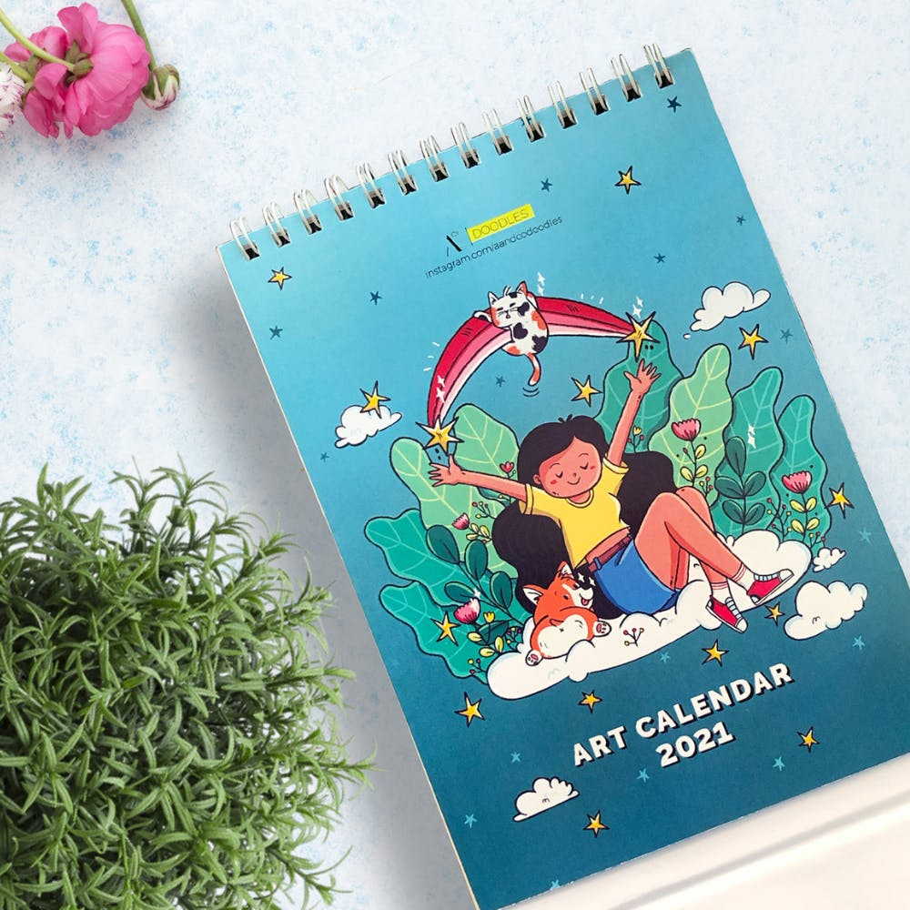 Paper product,Fictional character,Creative arts,Paper,Illustration,Herb,Animated cartoon,Stationery,Insect,Greeting card