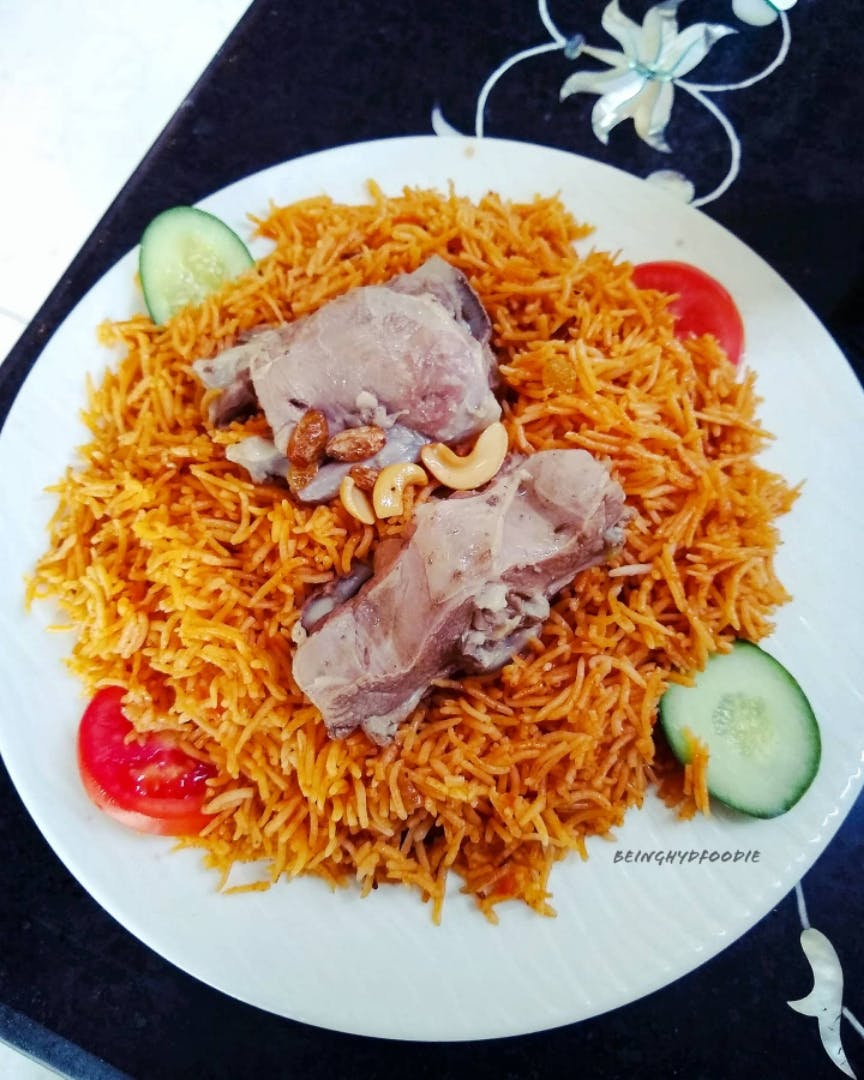 Laham Kabsa Try This Authentic Saud Arabian Dish Lbb