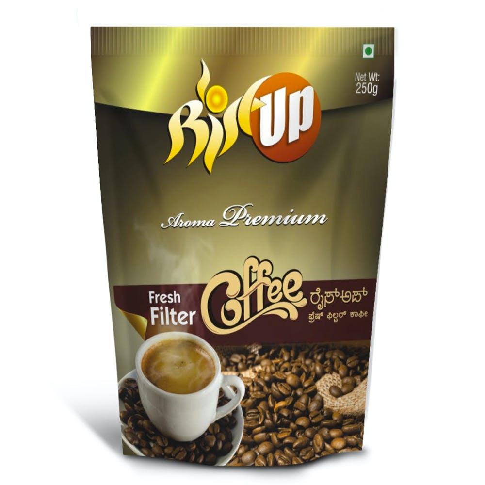 Chikamagalur's Aroma Premium Fresh Filter Coffee Powder