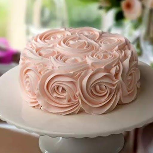 Food,Flower,Cake decorating,Petal,Cake,Ingredient,Recipe,Baked goods,Pink,Cuisine