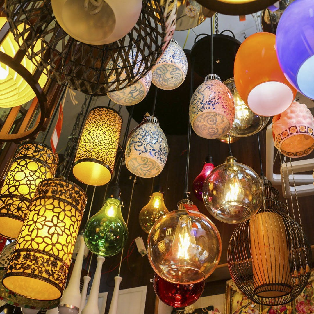 Light,Lighting,Interior design,Lamp,Decoration,Material property,City,Tints and shades,Chandelier,Ceiling
