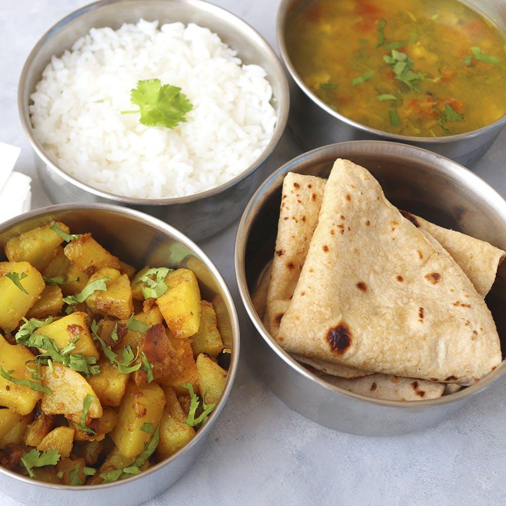 Food,Ingredient,Tableware,Recipe,White rice,Cuisine,Dish,Produce,Staple food,Chapati