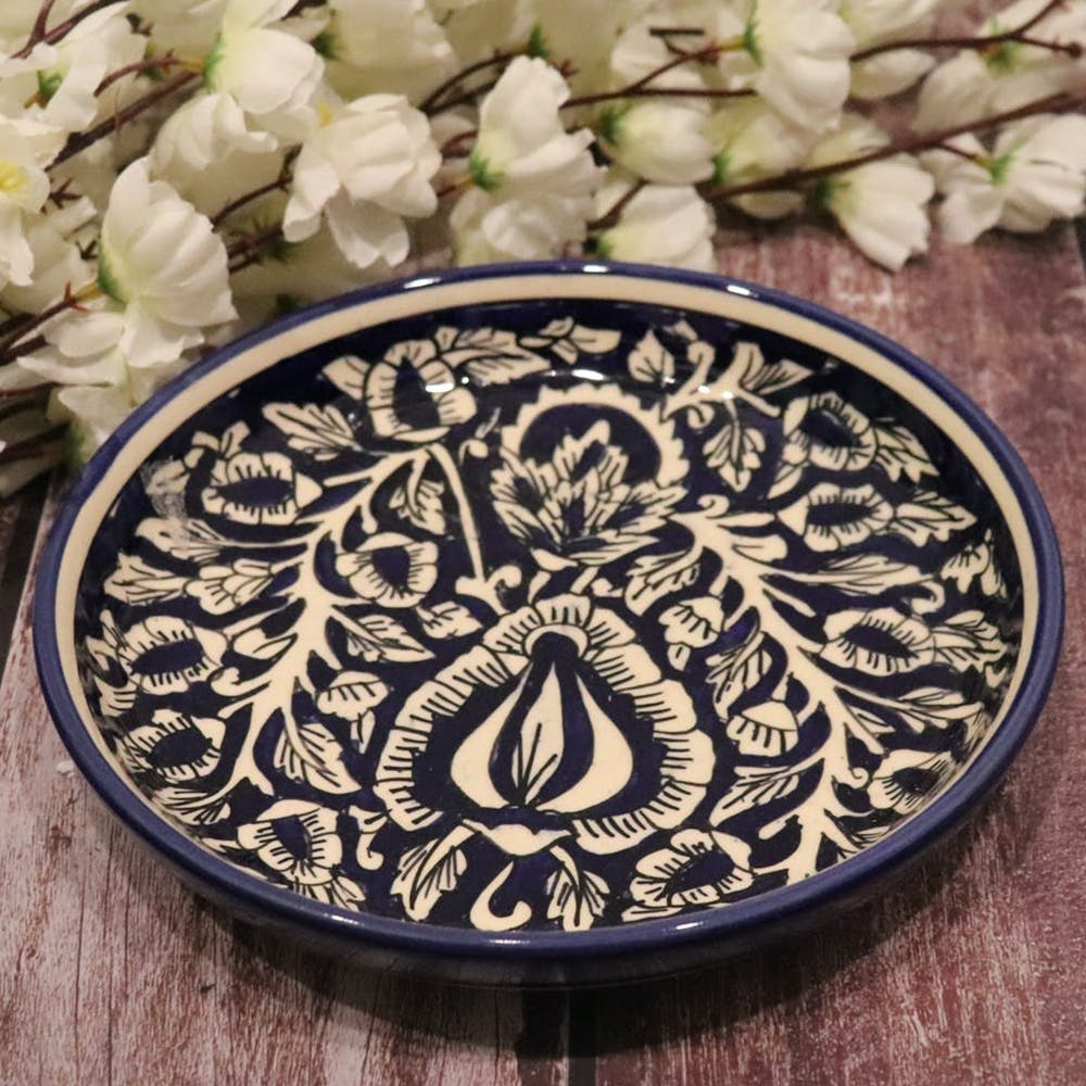 The Persian Collectibles Round Platter