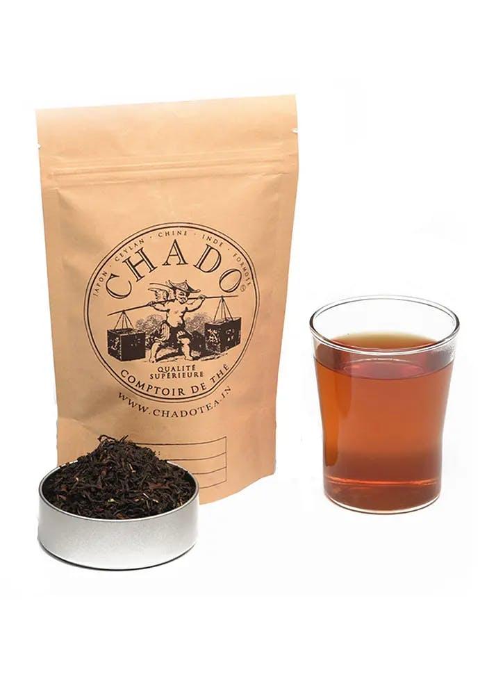 CHADO TEA INDIA Imperial Earl Grey (Darjeeling Base) - 50gm