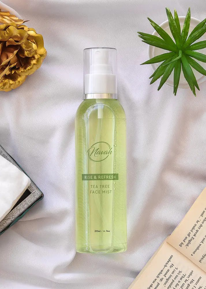 Rise and Refresh Tea Tree Face Mist