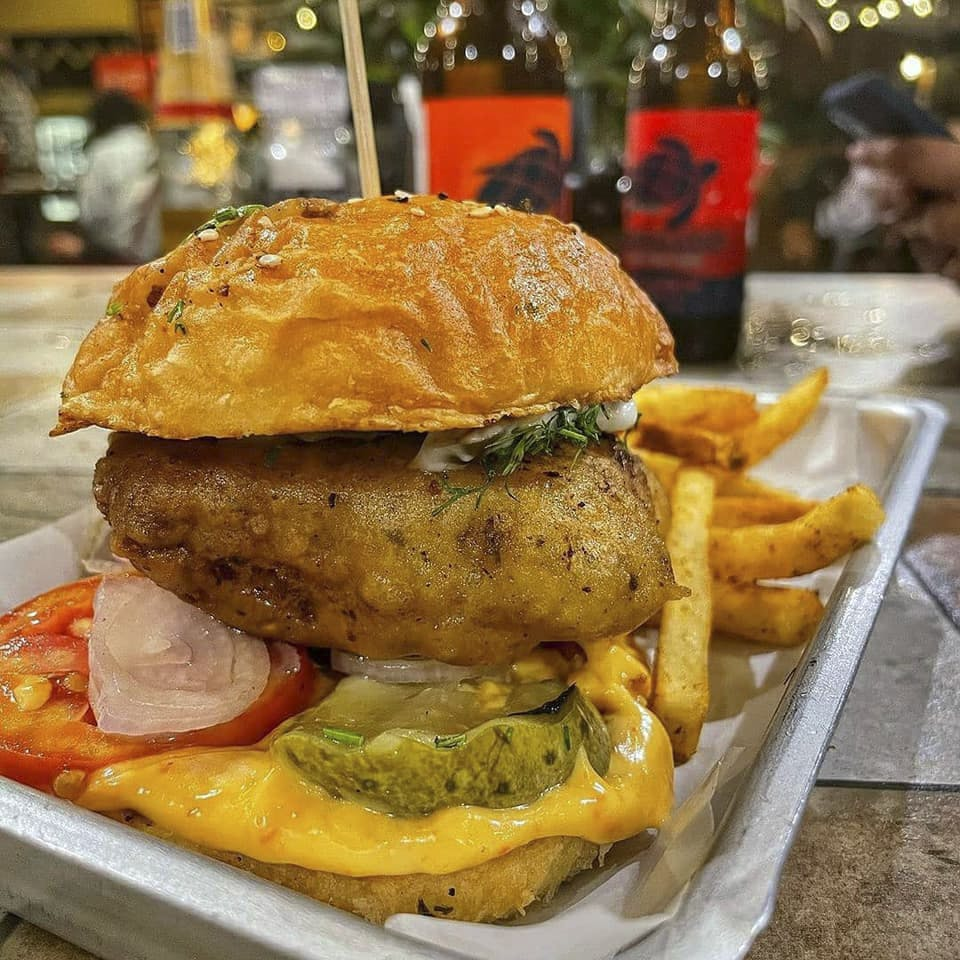 Bikes, Games & Mean Burgers: This New Smokehouse In Goa Is Totally Badass