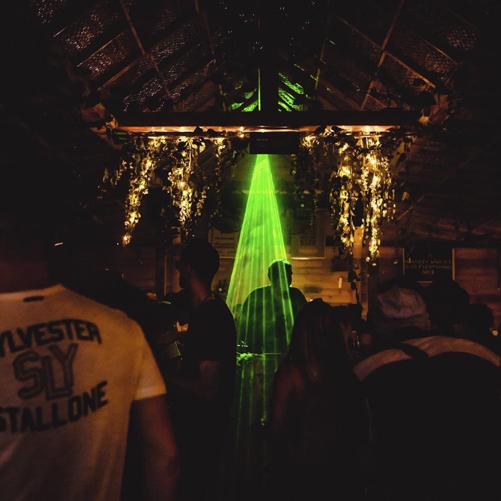 EDM Nights To Jazz Gigs: This Beach Shack In Morjim Is Where The Party's At
