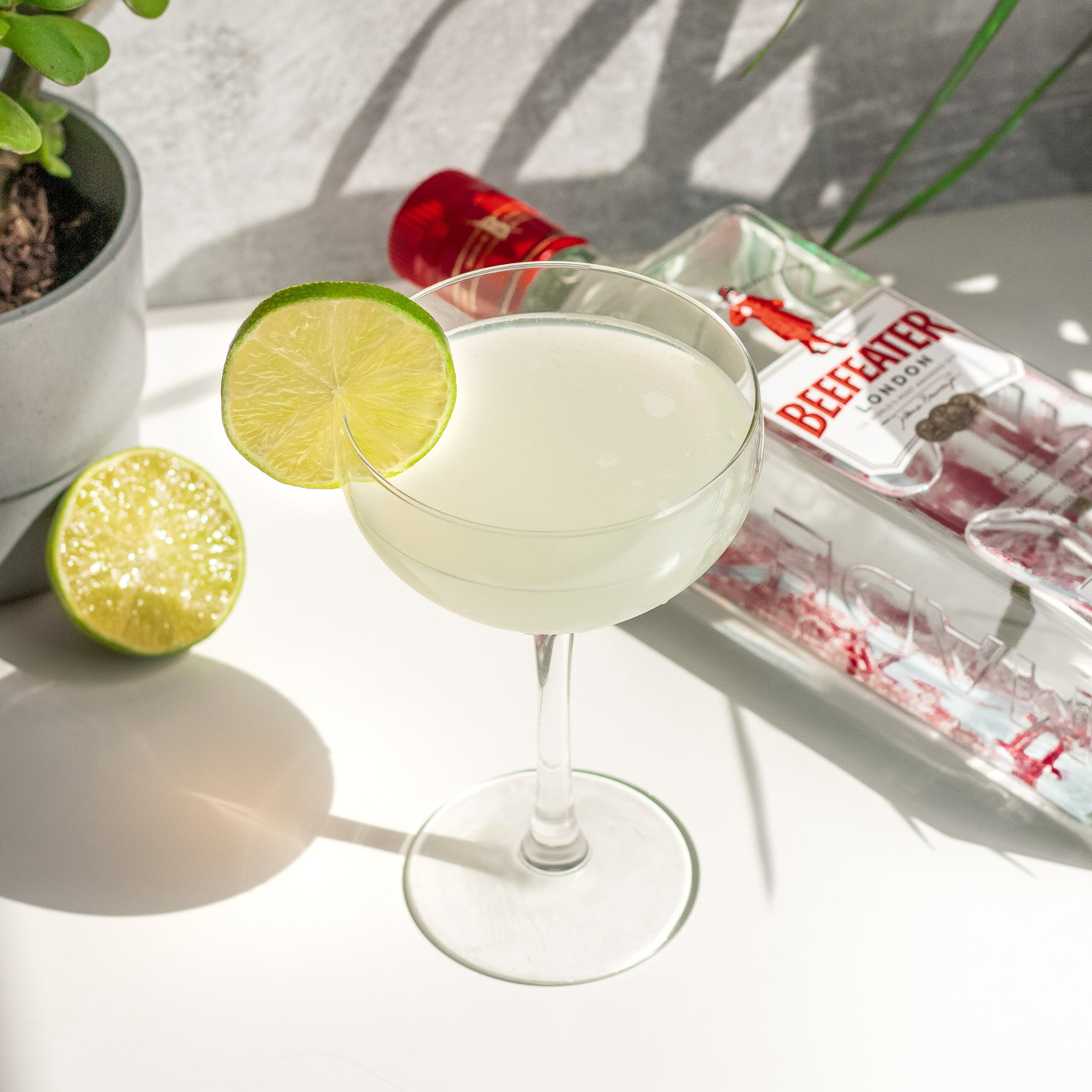 Step Up Your Cocktail Game With Beefeater London